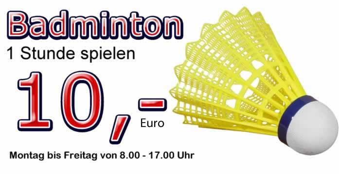 Badminton Moers